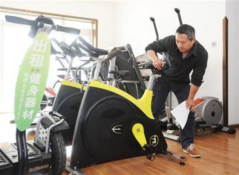 【深圳乐享资产租赁有限公司】买健身器材太贵 不如租一个回家(图)