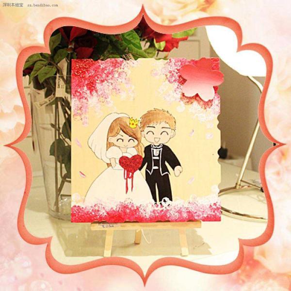 你听过哪些最文艺,且最有创意的生日祝福语或结婚祝福语呢?