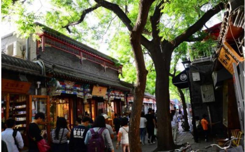 北京三大最美胡同,其中一条因游客太多而取消景区称号,你去过吗
