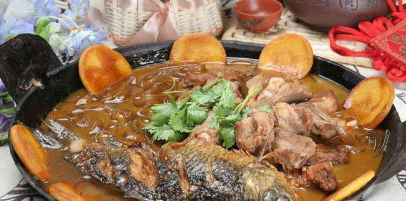 【男人不拽要俊逸】北方人请客时说点几个硬菜,到底什么是硬菜?你眼中的硬菜是什么样子