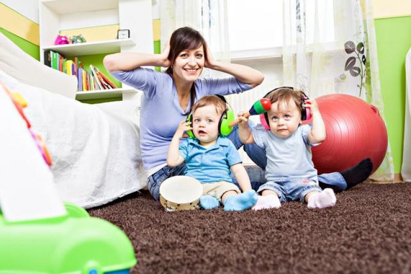 【生物毁了我的清白】为什么孩子和妈妈在一起就不乖?