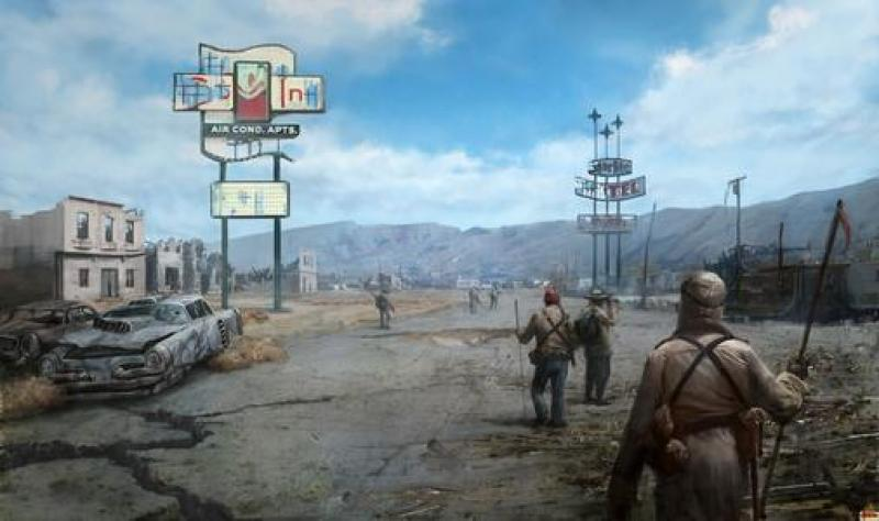 《辐射:新维加斯》为什么用幻灯片当结局?黑曜石当年也很无奈