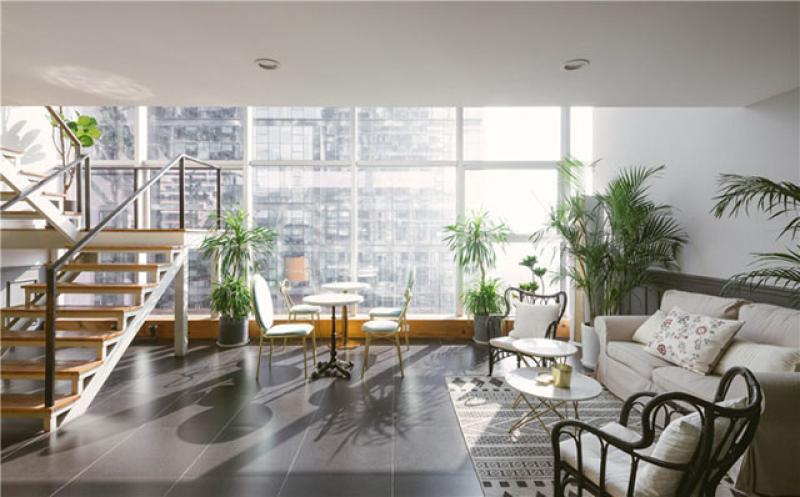 一居室的房子多大面积好?45万元的现代风格设计说明!