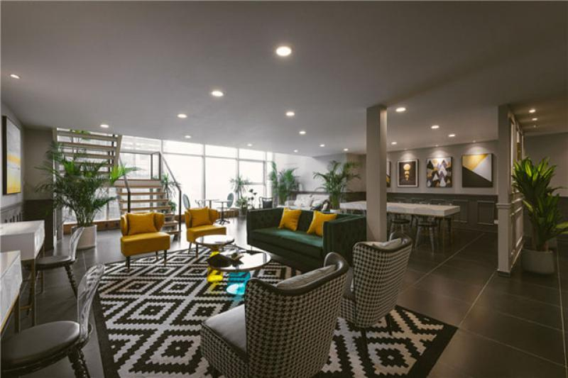 【别摸我的婴儿肥】一居室的房子多大面积好?45万元的现代风格设计说明!