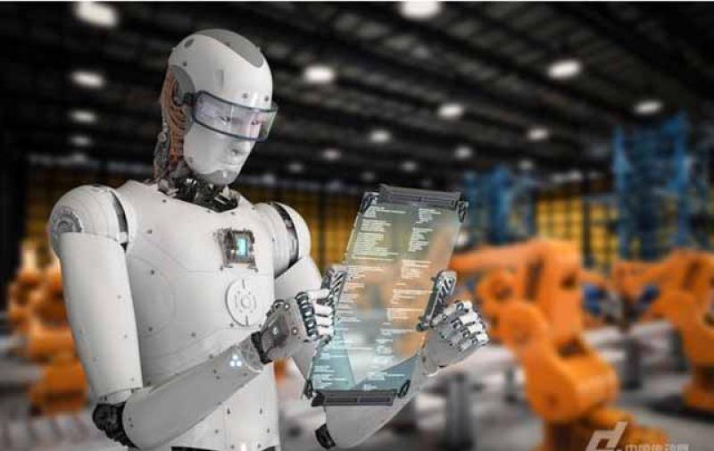【阿晴萌哒哒】在未来20年,没有被机器人抢走饭碗的人,都具备这种能力