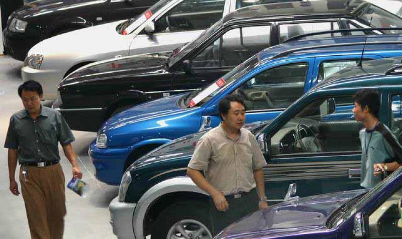 中国每千人的汽车保有量并不饱和,为什么汽车销量却不断下滑?