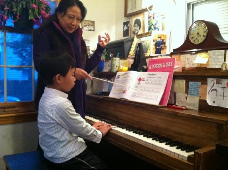 什么样的孩子才适合学钢琴?
