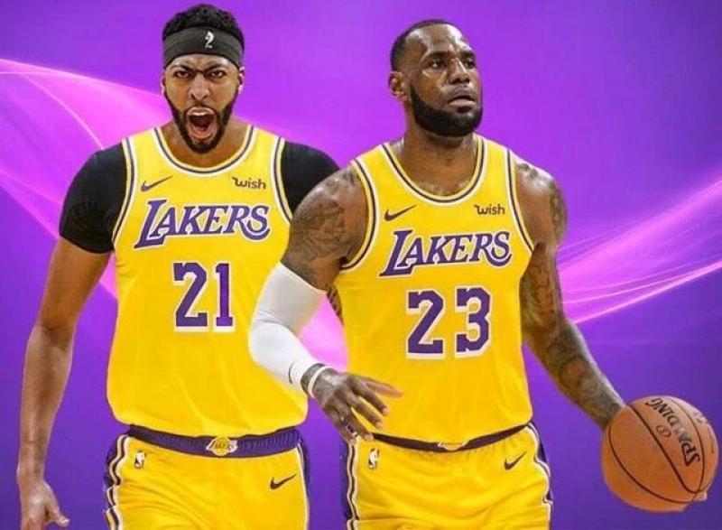 【青沐挽余寄笙歌】美媒预测下赛季NBA冠军:快船湖人霸榜勇士排第三,火箭篮网无缘