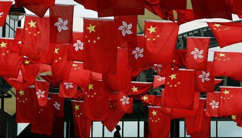国务院港澳办主任张晓明:香港面临回归以来最严峻局面