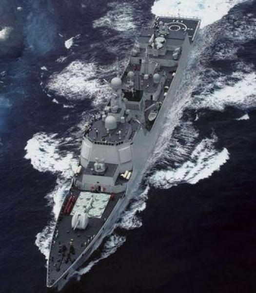 052C舰再穿英吉利海峡,英舰仍全程追踪,舰长一句话让英国人脸红