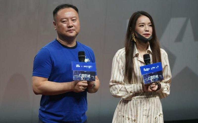 【耍大牌的小头目】滕华涛回应《上海堡垒》差评:我也不想关闭科幻电影之门