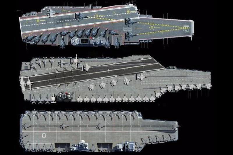 人类能够建造82万吨的巨型油船,为何不建造20万吨的航母?