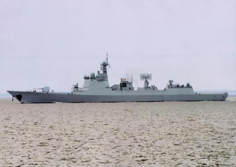 055大驱有多先进,为何被称为中国第一款引领世界潮流的战舰?