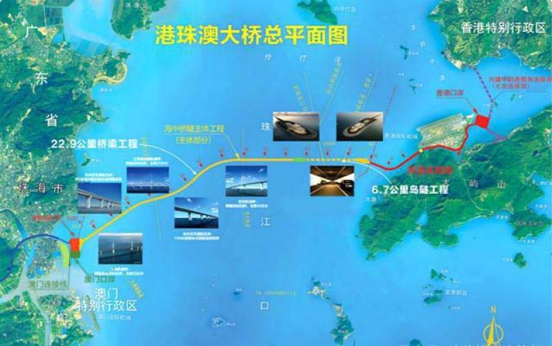 世界第一跨海大桥,将近9年才建成通车,55千米的长度令世界瞩目