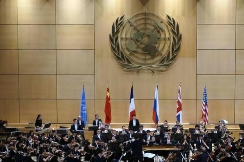 五常国罕见态度一致,150多个国家提出决议,直接被否决
