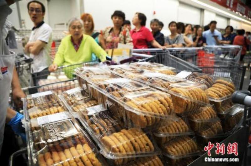 【人帅路子正】美国超市Costco在华火爆开业 市值大涨逾500亿元