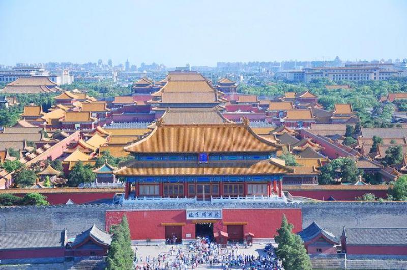 不是西安,不是南京,北京凭什么成为今天的大国首都?