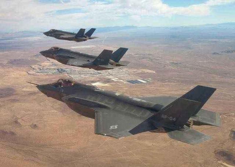 """【兔叽妹妹的胡萝卜】谁是美国的""""亲密伙伴""""?从F-35交易看出,中东小国深得美心"""