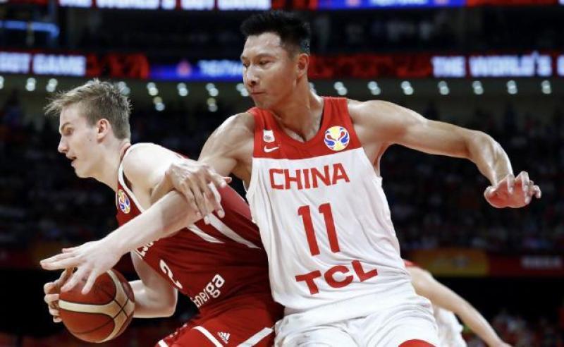 中国男篮迎来生死战!赢球进16强+直通奥运,输球亚洲队全军覆没