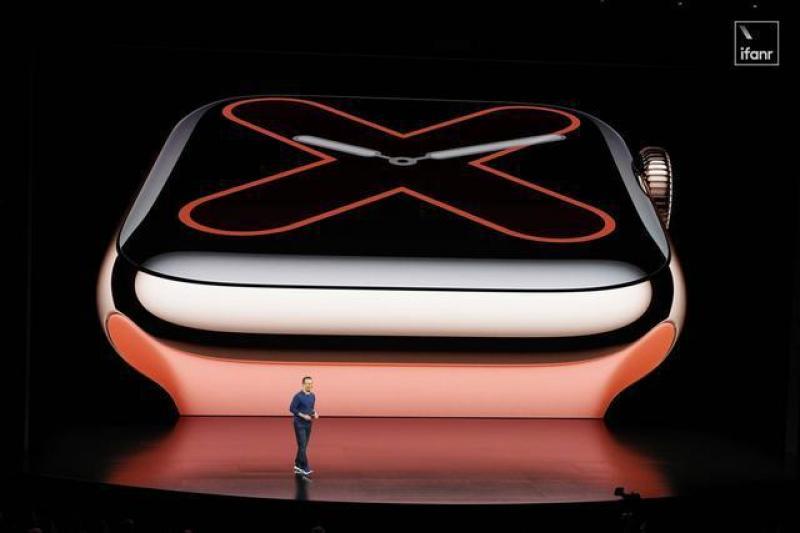 Apple Watch Series 5 发布:续航更长,款式更