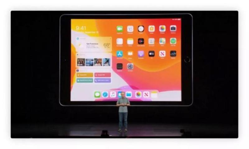苹果发布会初登场新品,并推出第七代 iPad