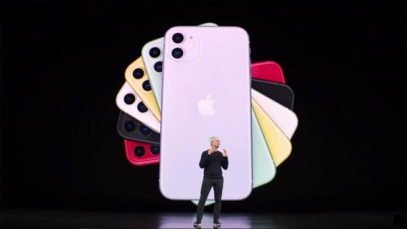 苹果发布会汇总iPhone11系列5499元起,浴霸三摄和快充都
