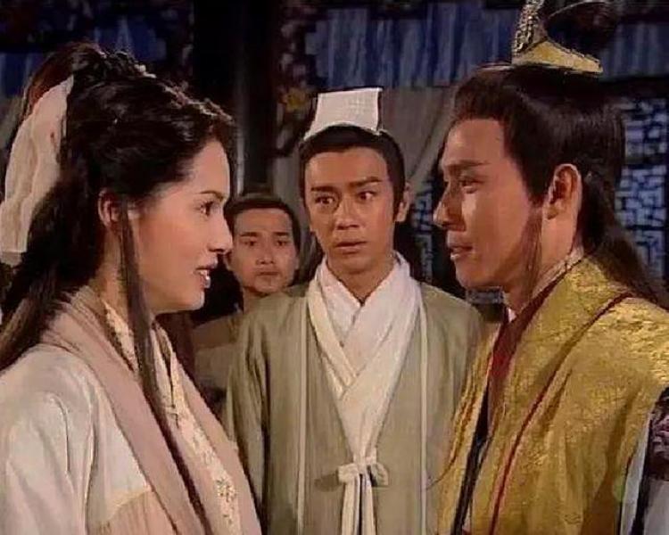 王语嫣最终离开了段誉,是她移情别恋吗?金庸用一细节说出了答案