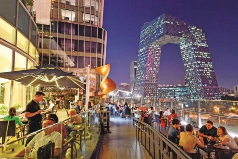 被南方城市群嘲没有夜生活,北京夜间经济:我太难了!