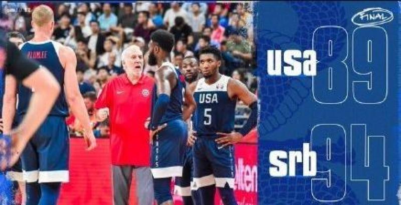 美国篮协主席不满:已经尽力,退队球员未能兑现承诺不会忘记逃兵