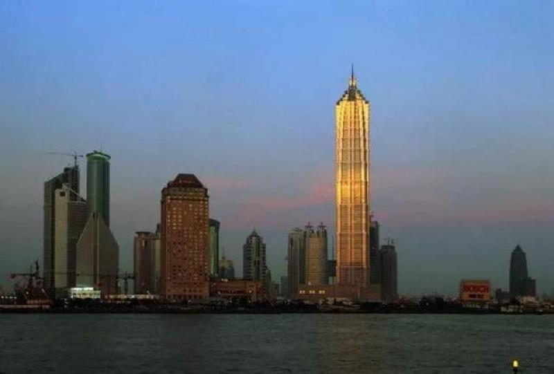 """金茂大厦开业20年,她开启了中国""""摩天大厦时代"""",但这些秘密你知"""
