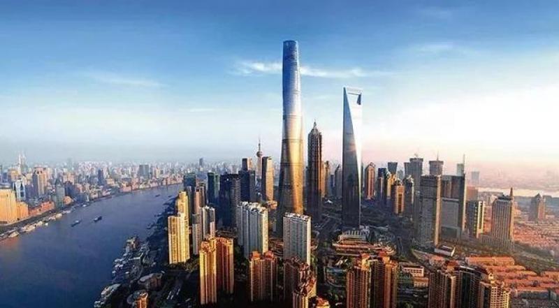 超越地球表面 | 不断接近天空的中国超高层建筑 TOP10