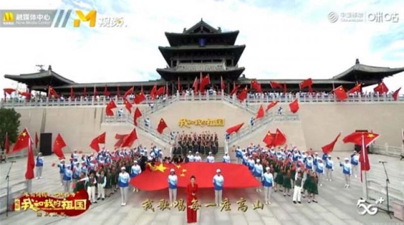 中国移动携手《我和我的祖国》,打造全球首场电影发布5G直播