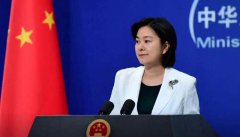 黄之锋乞求外国干预中国事务,华春莹一句话回怼:他没资格