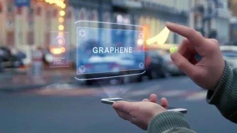 国防科大打造史上最薄石墨烯灯泡,有望用于未来手机屏幕和芯片
