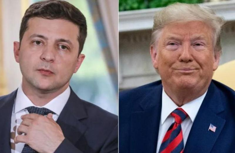 乌克兰总统终于发话了,特朗普逃过一劫,美国民主党再次失算