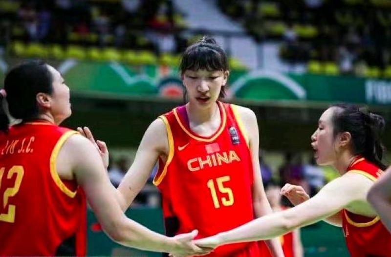 女篮奥运预选赛亚太区分组出炉:中韩相遇 日澳同组