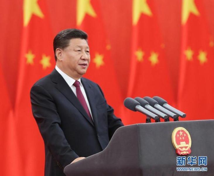 中华人民共和国国家勋章和国家荣誉称号颁授仪式在京隆重举行