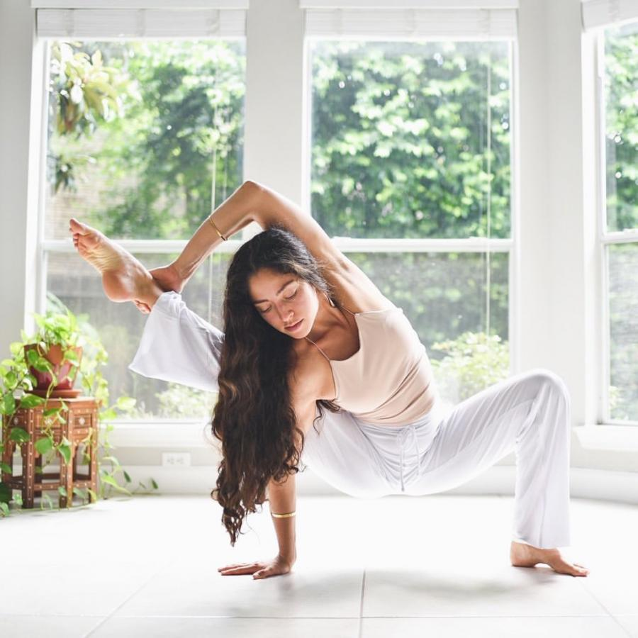瑜伽不仅是修行的艺术,更是生活的艺术