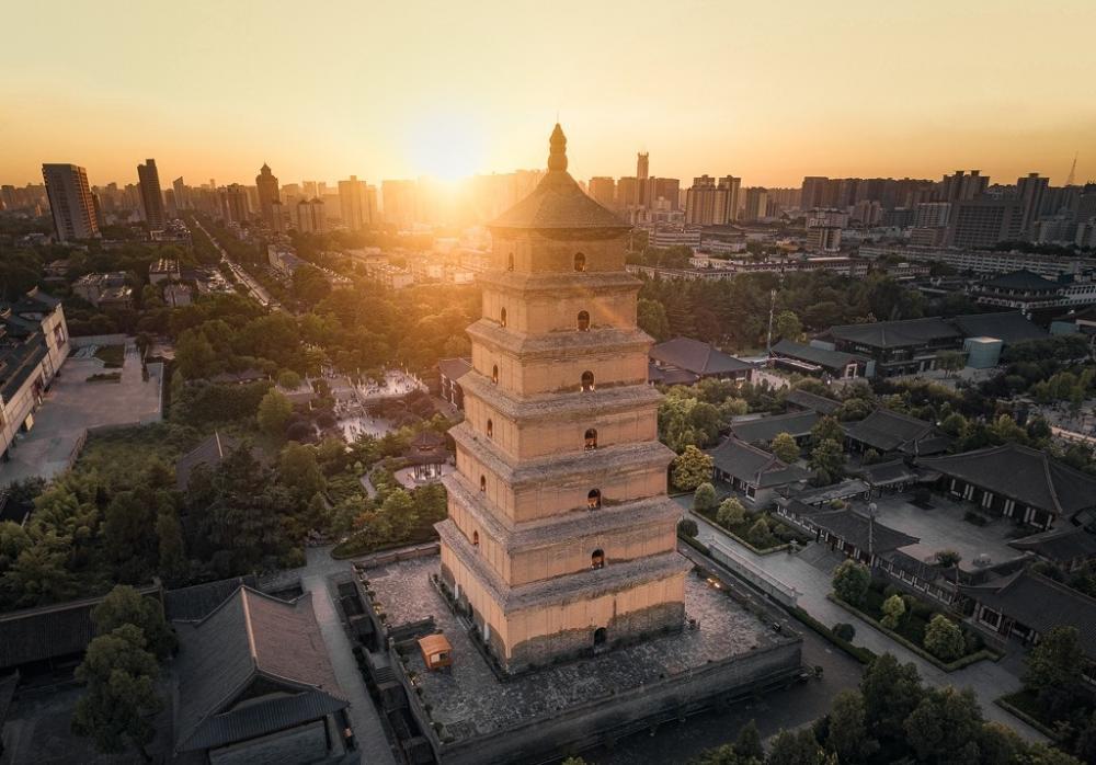 曾经世界上最辉煌帝国的留存建筑之一,如今每天吸引游客10万人