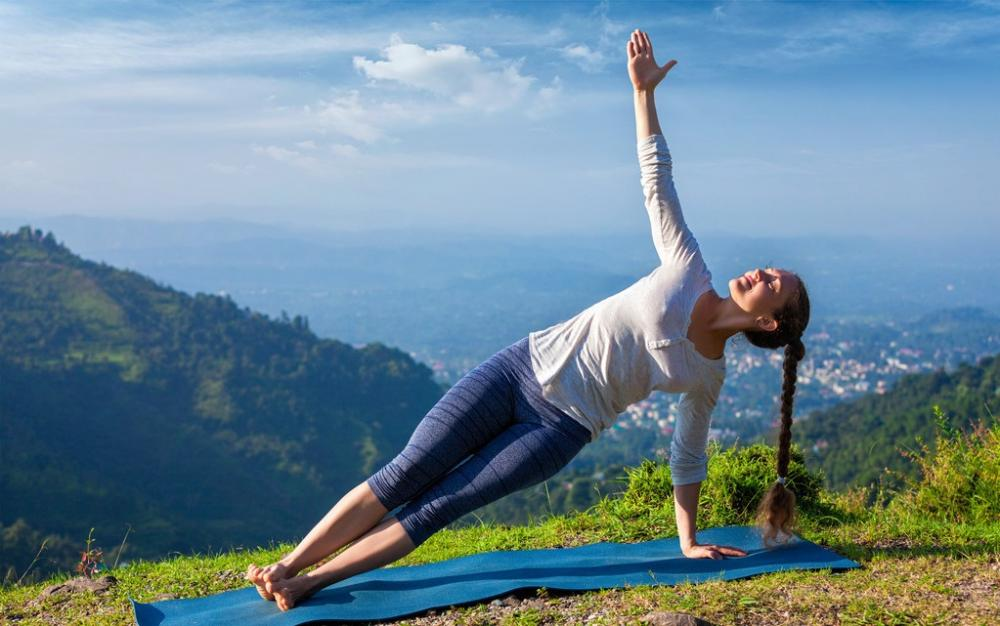 一套假期减压修复瑜伽序列,可以释放积累在身体的压力和不良情绪