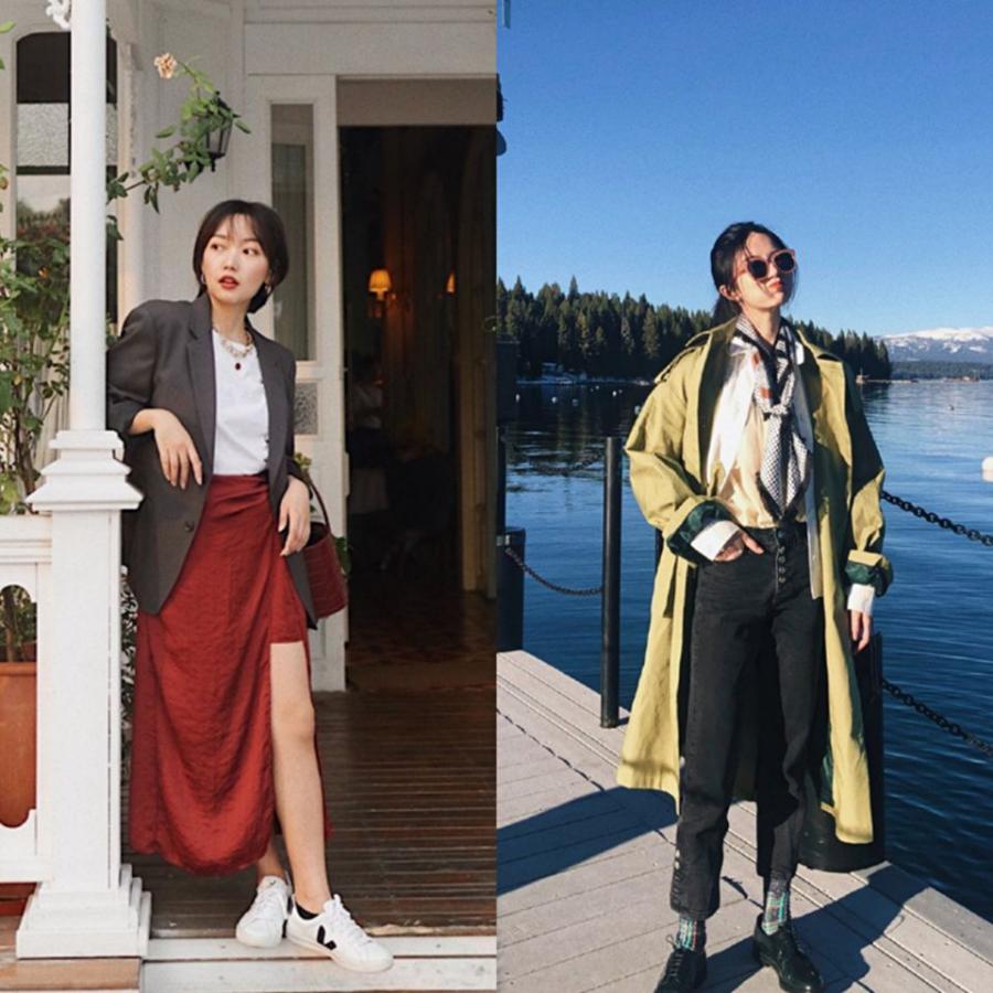 秋季外套巧搭配,换一种思维,做秋日百变时髦精