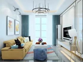 【蓝褶裙的姑娘】新房6大空间这样设计,谁心里还没住个小公举,晒晒