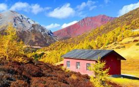 【云裳佳人】秋季旅游景点推荐 看完就心动 找一个凉快的天气立马出发