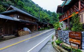 因电影走红的泰囧小村庄,泰国清迈深山里的世外桃源,依然小众