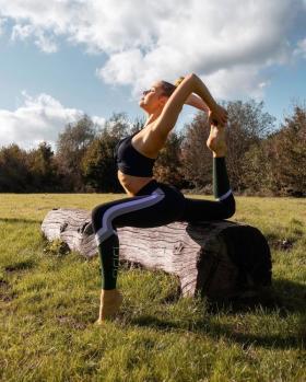 瑜伽会让一个人彻底改变,然后重生