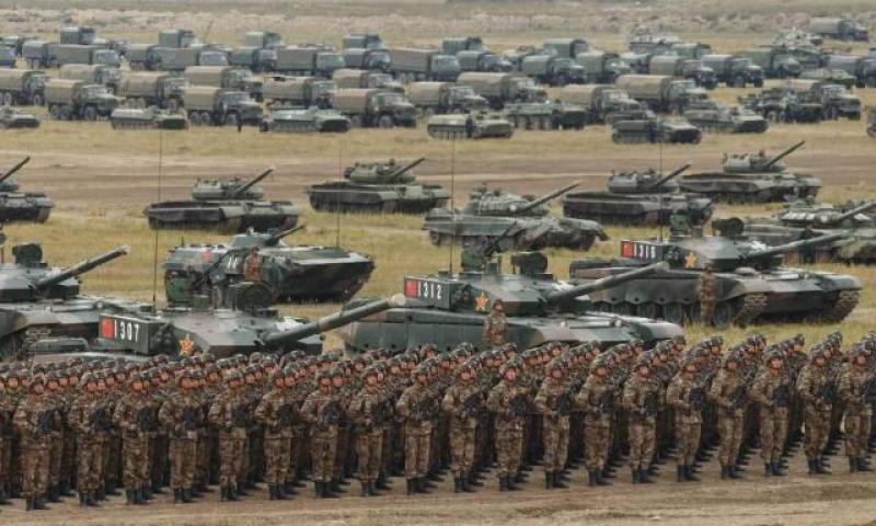 美称陆军将淘汰,中国百万大军无用武之地,专家:陆军时代才开始