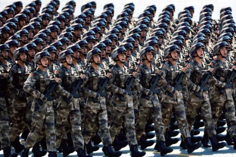 【木有牙的兔纸】美称陆军将淘汰,中国百万大军无用武之地,专家:陆军时代才开始