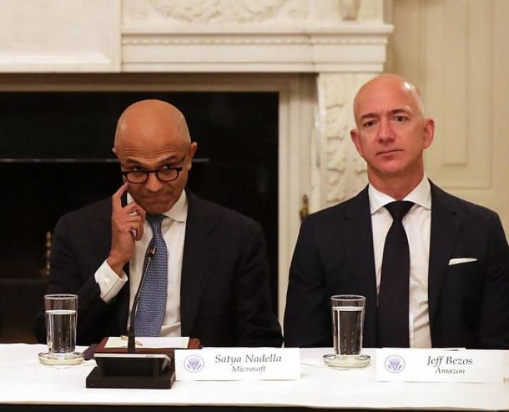 【调皮古怪还爱闹】为了卖云服务,亚马逊想把无人店技术授权给其它商家