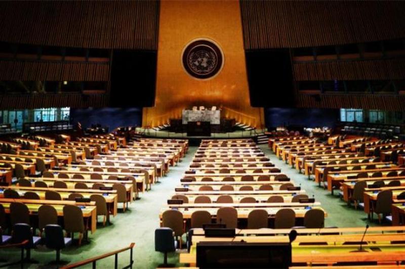 【做你一人的英雄】联合国大会已经开始,美却拒绝全球第二大国代表入境,联合国默许
