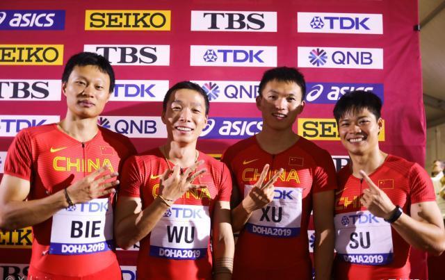 田径世锦赛积分榜:中国队99分完爆日本队33分,前三名没悬念